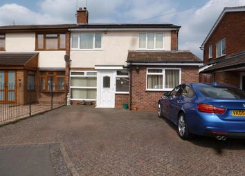 Thumbnail 3 bed property to rent in St. Christophers Close, Warwick
