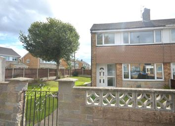 Thumbnail 3 bed semi-detached house to rent in Thornleigh Drive, Wakefield