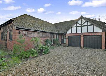 Thumbnail 4 bed detached bungalow for sale in Fairview Road, Headley Down, Bordon, Hampshire