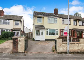 Thumbnail 3 bed semi-detached house for sale in Digg Lane, Moreton, Wirral