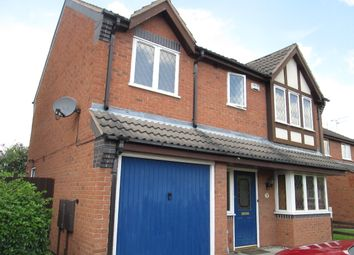Thumbnail 4 bed detached house to rent in Glenmore Drive, Derby