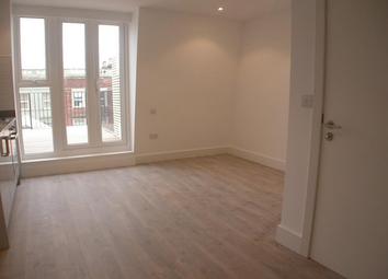 Thumbnail Studio to rent in Luminaire Apartments, Kilburn High Road, Kilburn