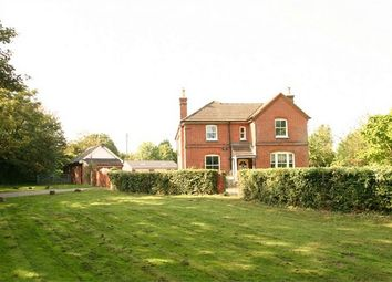 Thumbnail 4 bed detached house for sale in Stringers Farm, Stringers Common, Guildford, Surrey