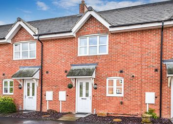 Thumbnail 2 bed town house for sale in Cavendish Drive, Ashbourne
