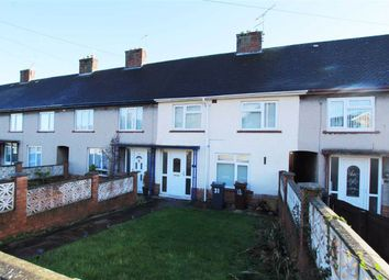 Thumbnail 3 bed terraced house for sale in Maes Y Coed, Flint, Flintshire