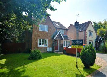 Thumbnail 4 bedroom detached house for sale in Berkeley Way, Ivybridge, Devon