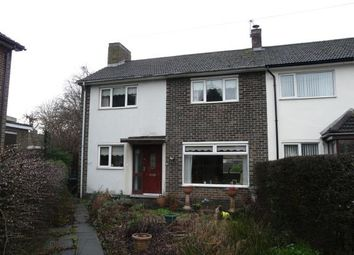 Thumbnail 3 bedroom end terrace house for sale in Oakleigh Avenue, Chaddesden, Derbyshire