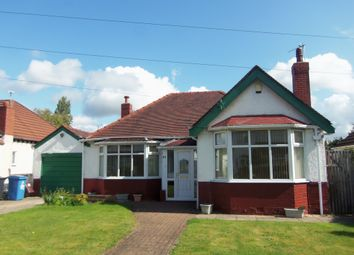 Thumbnail 3 bed detached bungalow to rent in Charlton Court, Boundary Drive, Woolton, Liverpool