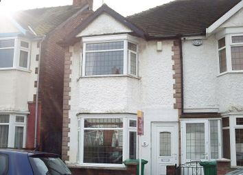 Thumbnail 2 bedroom terraced house for sale in White Road, Old Basford, Nottingham