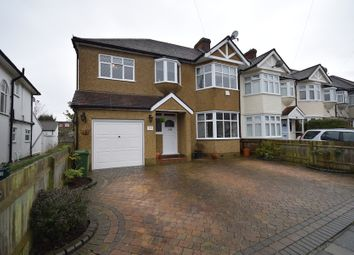 Thumbnail 5 bed end terrace house for sale in Springfield Avenue, London
