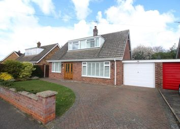 Thumbnail 3 bedroom detached house for sale in Briar Close, Lingwood, Norwich