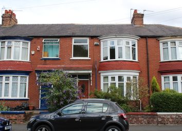 Thumbnail 3 bed terraced house to rent in Roman Road, Middlesbrough