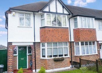 Thumbnail 3 bedroom end terrace house to rent in Eden Park Avenue, Beckenham, Kent