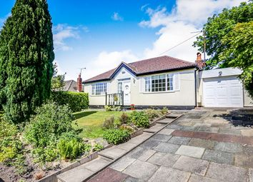 Thumbnail 2 bed bungalow for sale in Pine Road, Bramhall, Stockport