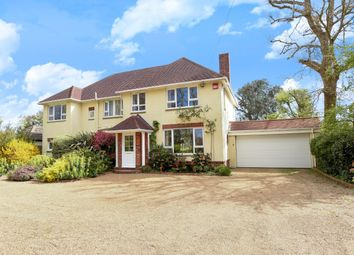 Thumbnail 5 bed detached house for sale in Sinah Lane, Hayling Island