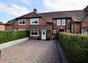 Thumbnail 3 bed terraced house for sale in Claughton Avenue, Crewe