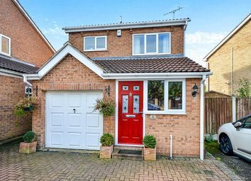 Thumbnail 3 bed detached house for sale in Acorn Avenue, Giltbrook, Nottingham