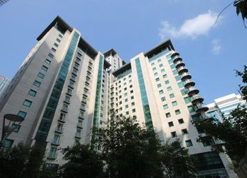 Thumbnail 1 bed flat to rent in Discovery Dock, 2 South Quay Square, South Quay, Canary Wharf, London