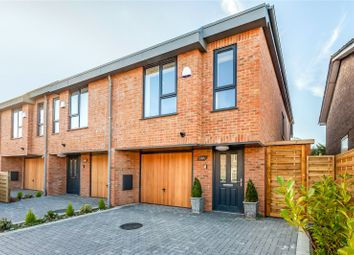 Thumbnail 3 bed terraced house for sale in Windmill Street, Bushey Heath, Bushey, Hertfordshire