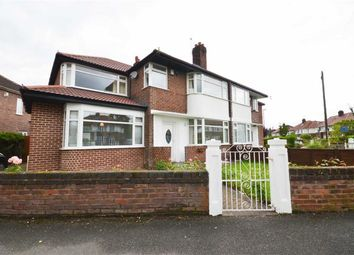 Thumbnail 5 bed semi-detached house to rent in Mardale Avenue, Didsbury, Manchester, Greater Manchester