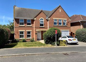 Thumbnail 5 bed detached house for sale in Spode Close, Stone