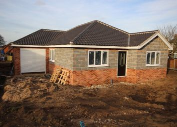 Thumbnail 3 bed detached bungalow for sale in Pippin Close, Ormesby, Great Yarmouth