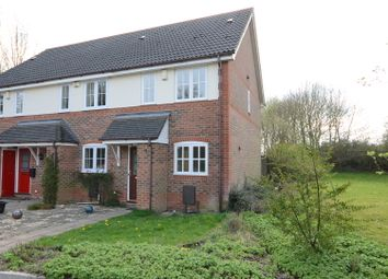 Thumbnail 2 bedroom end terrace house to rent in Mallard Way, Aldermaston, Reading