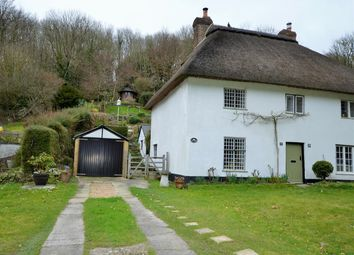 Thumbnail 2 bed cottage for sale in Milton Abbas, Blandford Forum