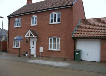 Thumbnail 4 bed detached house to rent in Peacock Mews, Didcot