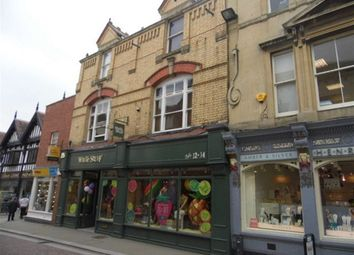 Thumbnail 2 bed flat to rent in Widemarsh Street, City Centre, Hereford
