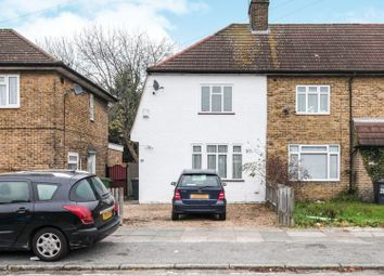 Thumbnail 2 bed end terrace house for sale in Swallands Road, London