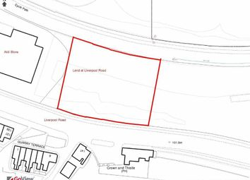 Thumbnail 4 bedroom land for sale in Liverpool Road, Kidsgrove, Stoke-On-Trent