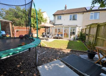 Thumbnail 3 bedroom semi-detached house for sale in Woodman Avenue, Bradley, Huddersfield