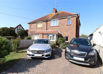 3 bed semi-detached house for sale in Wannock Avenue, Lower Willingdon, Eastbourne, East Sussex BN20