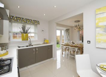 "Thumbnail 3 bedroom detached house for sale in ""Morpeth 2"" at Bearscroft Lane, London Road, Godmanchester, Huntingdon"