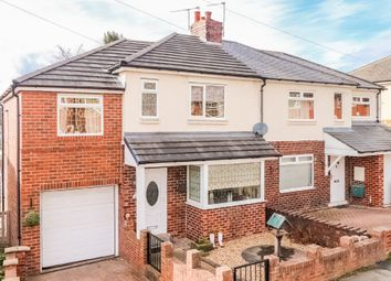 Thumbnail 3 bed semi-detached house for sale in Park Avenue, Lofthouse, Wakefield