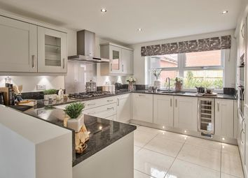 "Thumbnail 4 bed detached house for sale in ""Avondale"" at Stanneylands Road, Wilmslow"