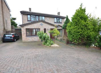 Thumbnail 4 bed detached house for sale in Hillview Gardens, Woolton, Liverpool