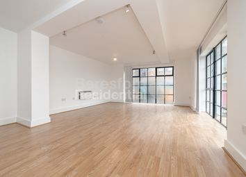 Thumbnail 1 bed flat to rent in Weld Works Mews, London
