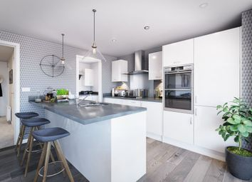 """""""The Barnwell 4th Edition"""" at Crick Road, Hillmorton, Rugby CV23. 4 bed detached house for sale"""