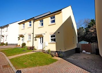 Thumbnail 2 bedroom semi-detached house for sale in Sidmouth, Devon