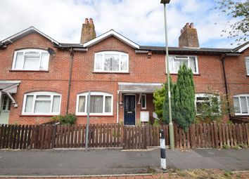 Thumbnail 2 bed terraced house for sale in Campbell Road, Eastleigh, Hampshire