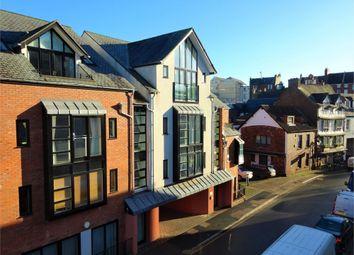 Thumbnail 3 bed flat for sale in St Edmonds Court, Tudor Street, Exeter, Devon
