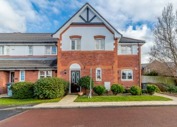 Thumbnail 3 bed mews house for sale in 55 Spires Gardens, Warrington