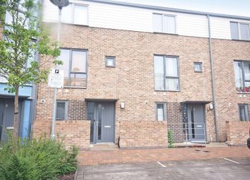 Thumbnail 3 bed terraced house for sale in Snowdrop Mews, Caulfield Gardens, Pinner, Middlesex