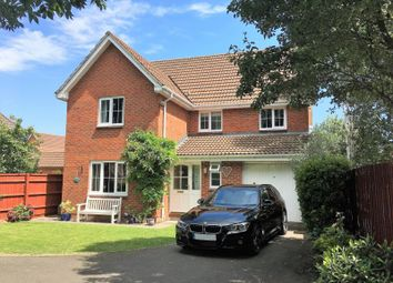 Thumbnail 5 bed detached house for sale in Waterleaze, Taunton, Somerset