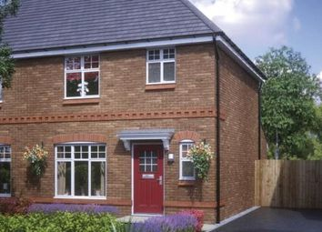 Thumbnail 3 bed semi-detached house for sale in Wren Green, Bamber Bridge, Preston, Lancashire