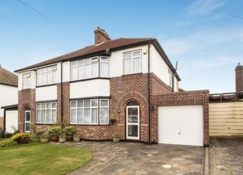 Thumbnail 3 bed semi-detached house for sale in Grange Road, Crofton, Orpington, Kent