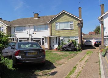 Thumbnail 3 bedroom semi-detached house for sale in Craneswater, Harlington