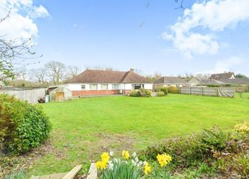Thumbnail 3 bed bungalow for sale in Freshwater, Freshwater Bay, Isle Of Wight